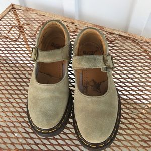 Dr. martens Mary Janes vguc made in England uk 5